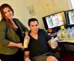 Deborah and David Meniane, Co-Founders
